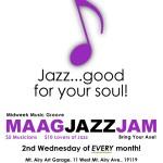 Generic Jazz Jam Flyer