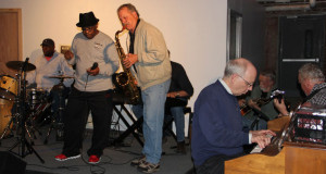 Jazz Jam group