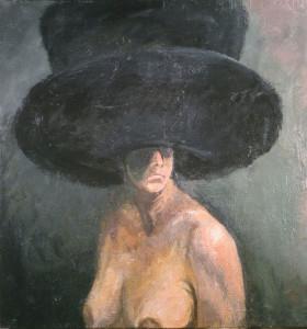 painting by Elizabeth Castiglione