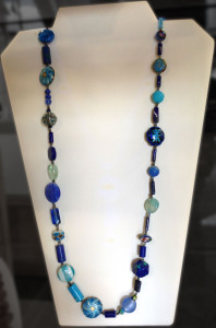 necklace by Susan Cohen