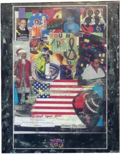collage by Lloyd E. Lyons