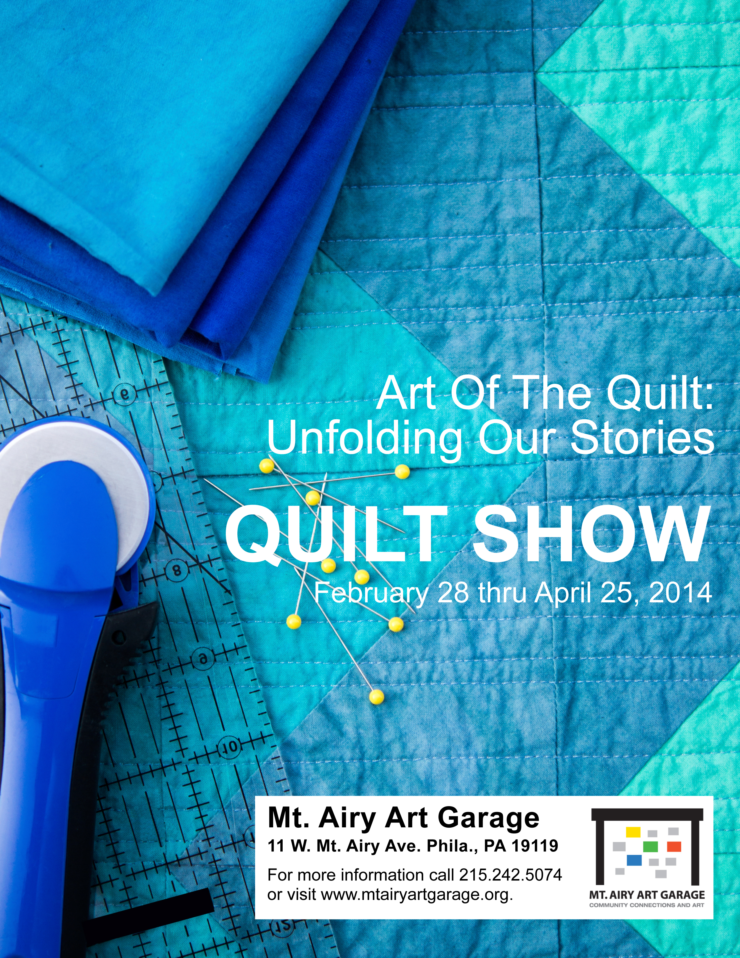Art of the Quilt, Call for Artists…Deadline Jan. 31 – Mt. Airy Art ...