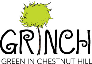 GRinCH Logo for Rain Barrel