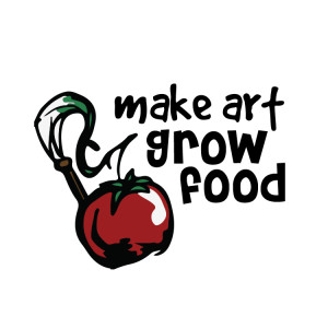 Make Art Grow Food Logo