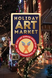 Call For Artists Closed! Holiday Art Market Filled Up Faster